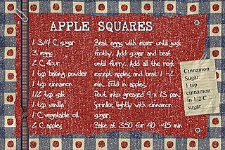 Apple squares1