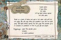 Gult free matza brei
